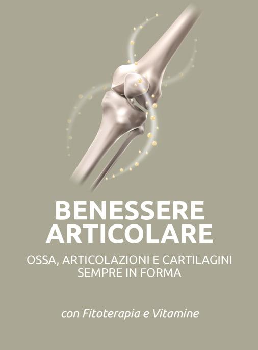 ossa articolazioni cartilagini sempre in forma benessere articolare