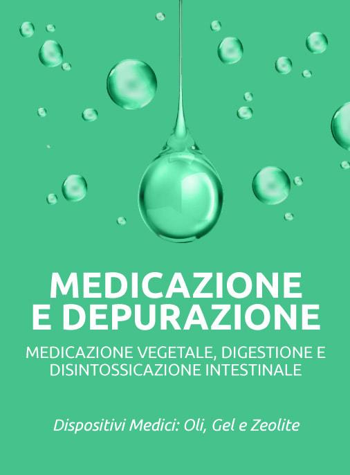 medicazione vegetale e depurazione dell'organismo