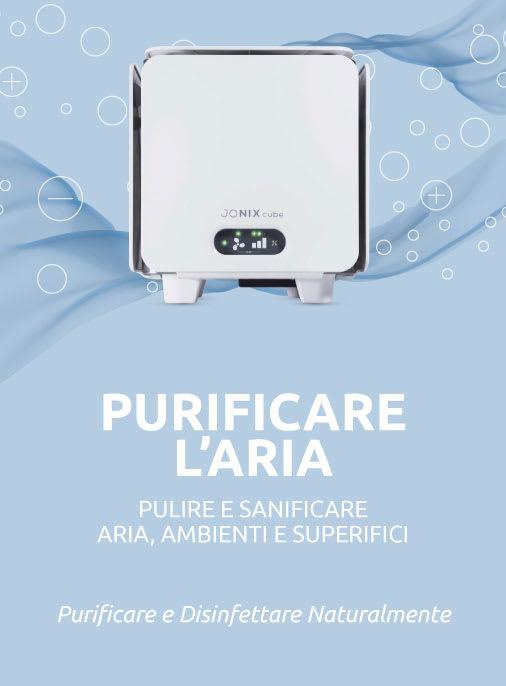 sanificare purificare aria ambienti superfici con plasma freddo tecnologia naturale per la disinfezione