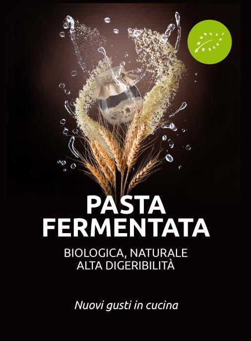 pasta biologica fermentata digeribile leggera gustosa naturale