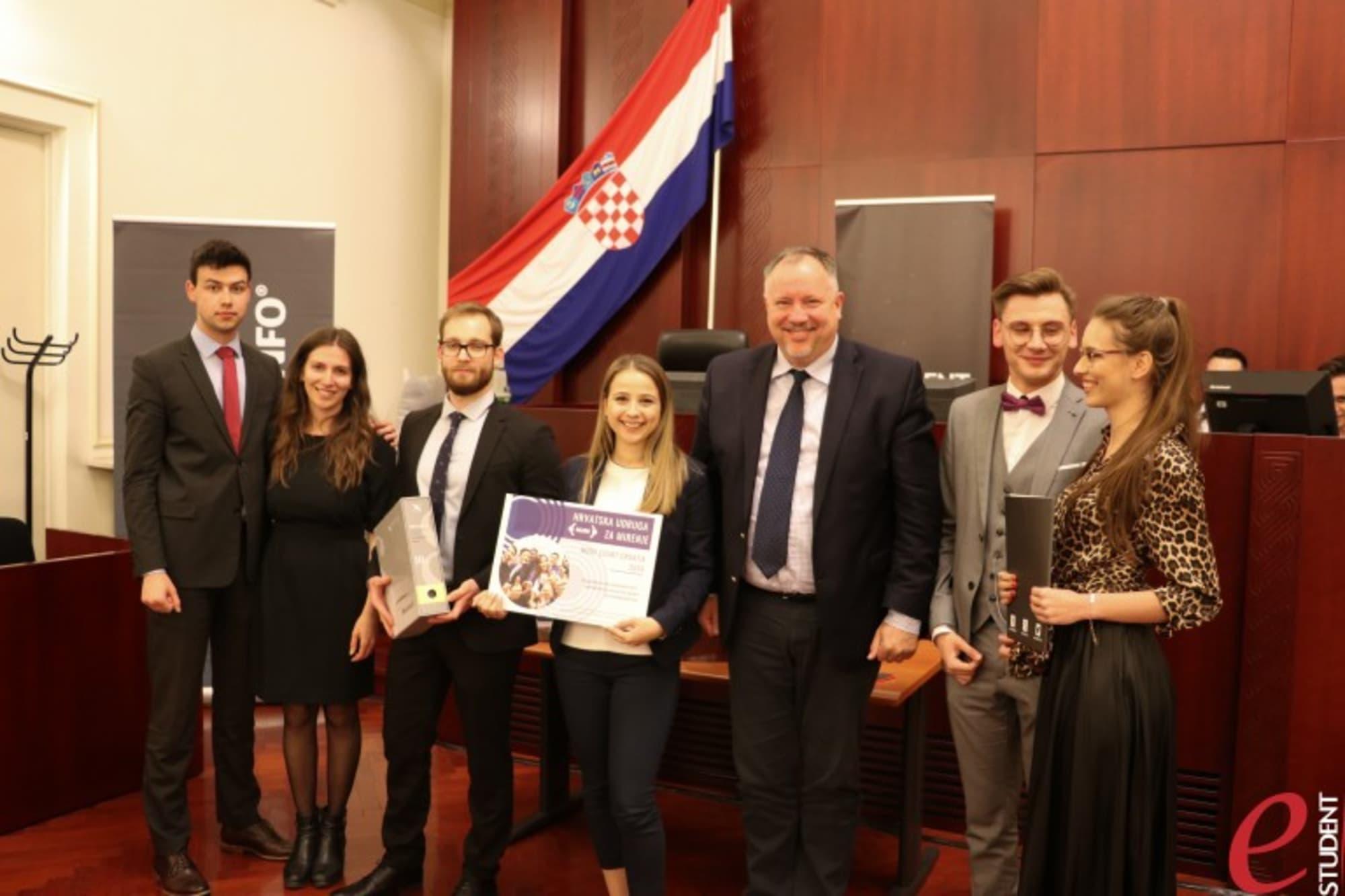Mladi pravnici na završnici natjecanja Moot Court Croatia i ove godine pokazali izvrsno znanje i govorničke vještine