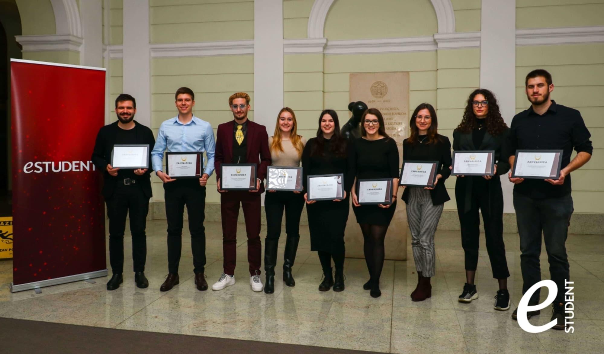 Pobjednici su odabrani! - Studenti odlučili koja to poduzeća zaslužuju Zlatni indeks