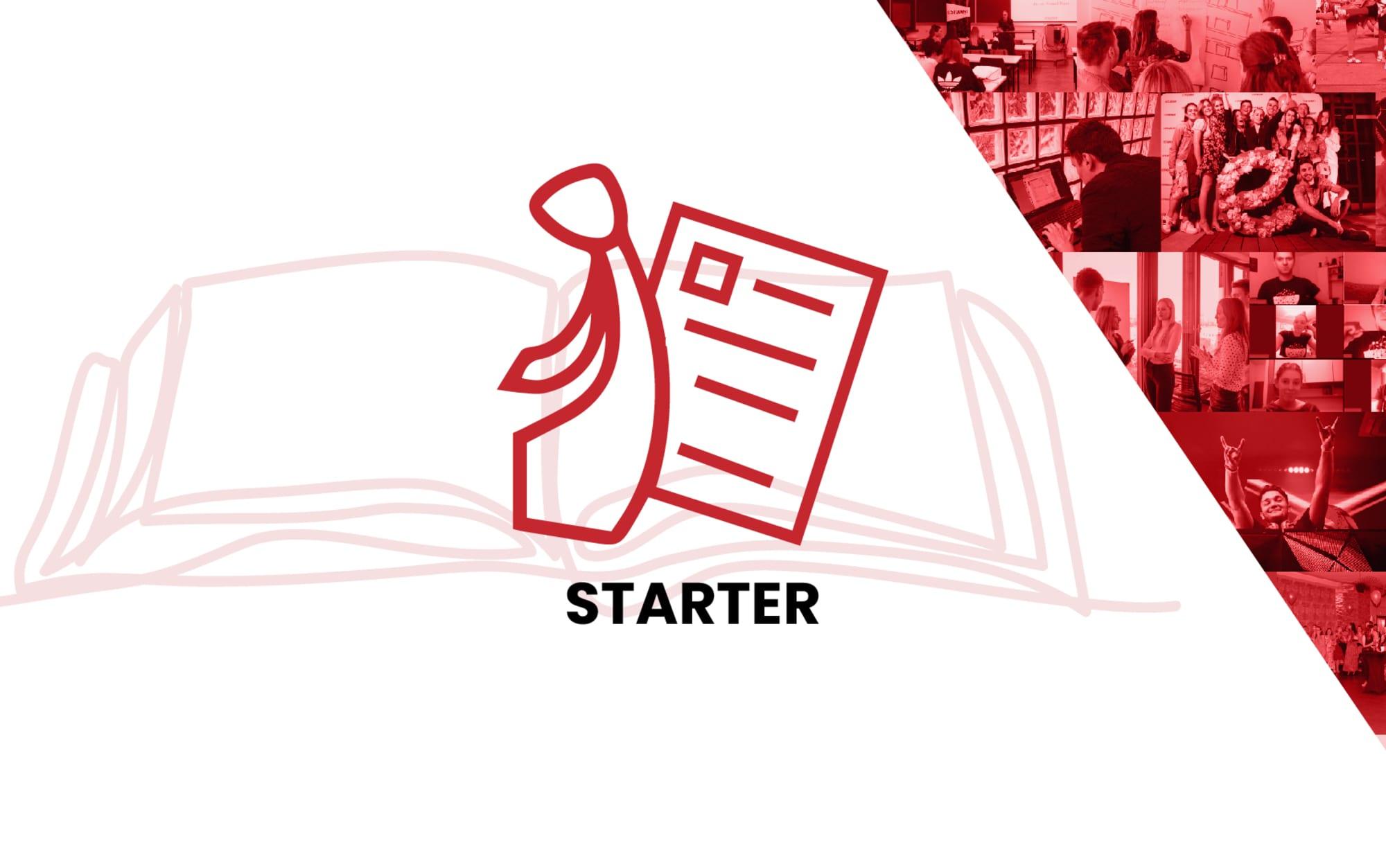 How to STARTER - otkrij čari procesa zapošljavanja