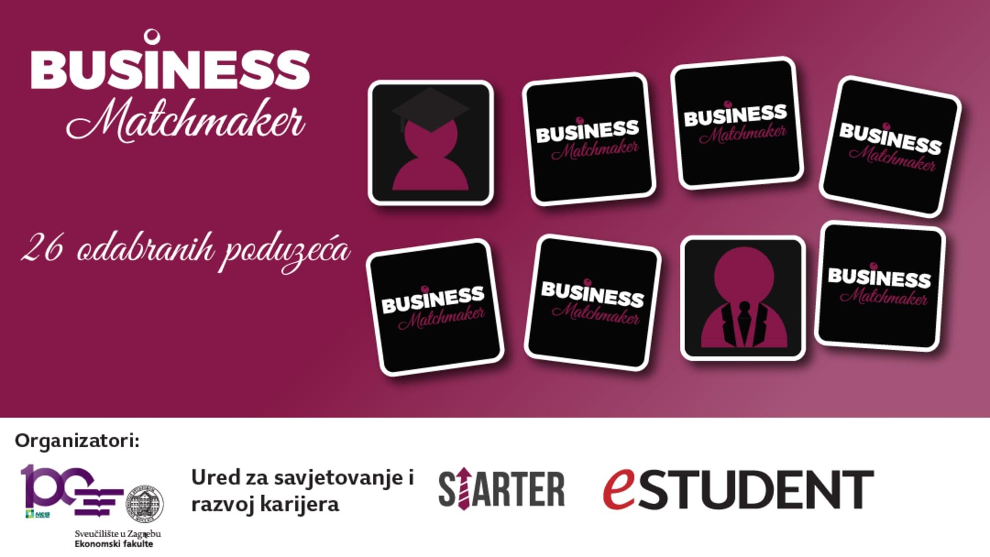Business Matchmaker ove godine vodi na dejt 25 poduzeća!