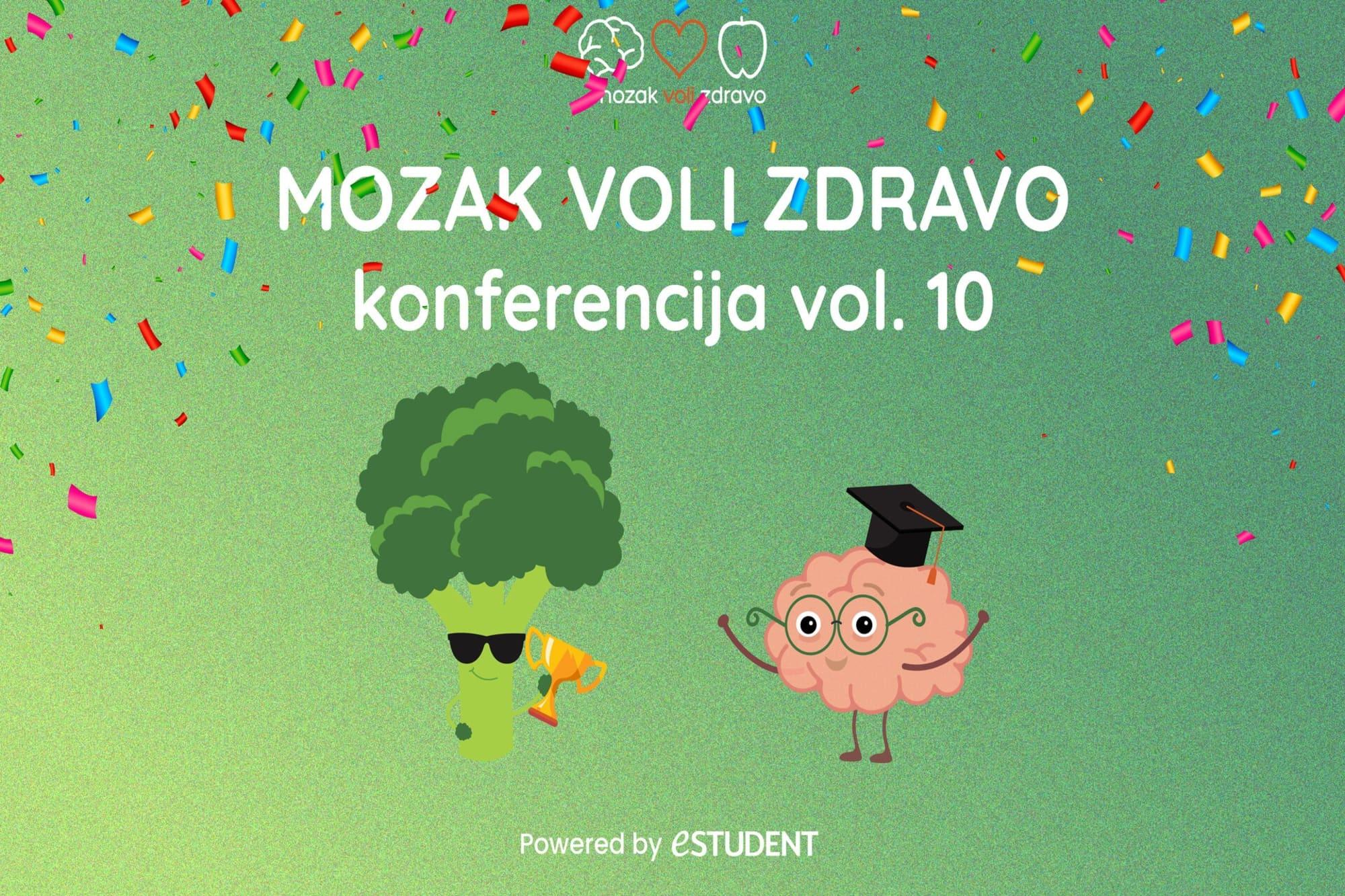 Uspješno održana završna konferencija projekta Mozak voli zdravo
