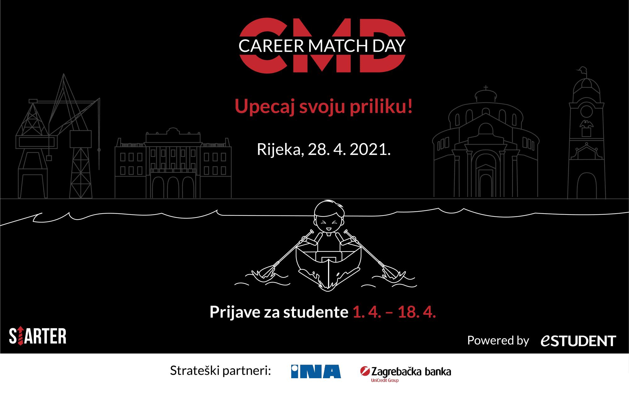 Otvorene su prijave za Career Match Day: Upecaj svoju priliku!