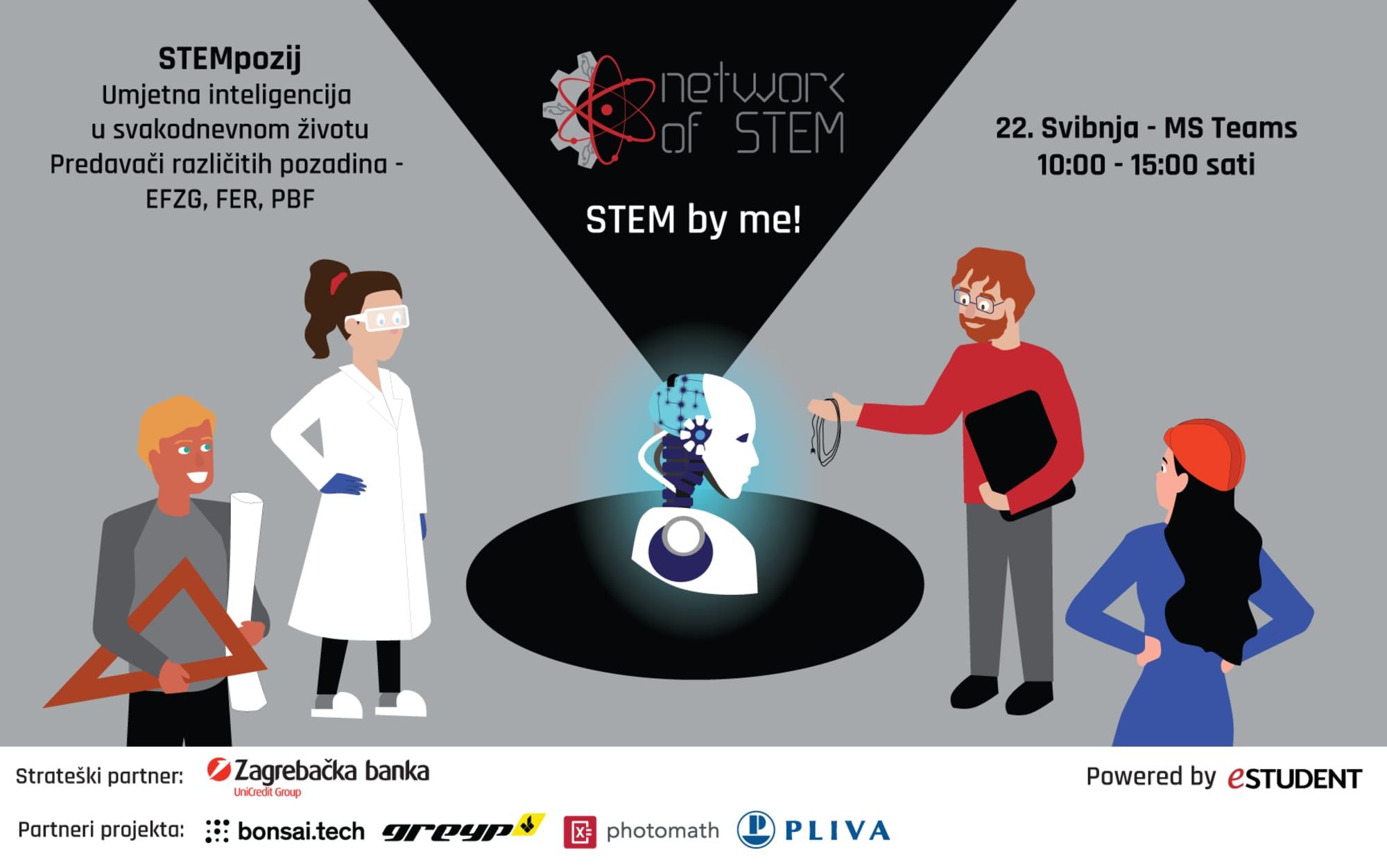 STEMpozij: umjetna inteligencija i njena zastupljenost u svakodnevnom životu