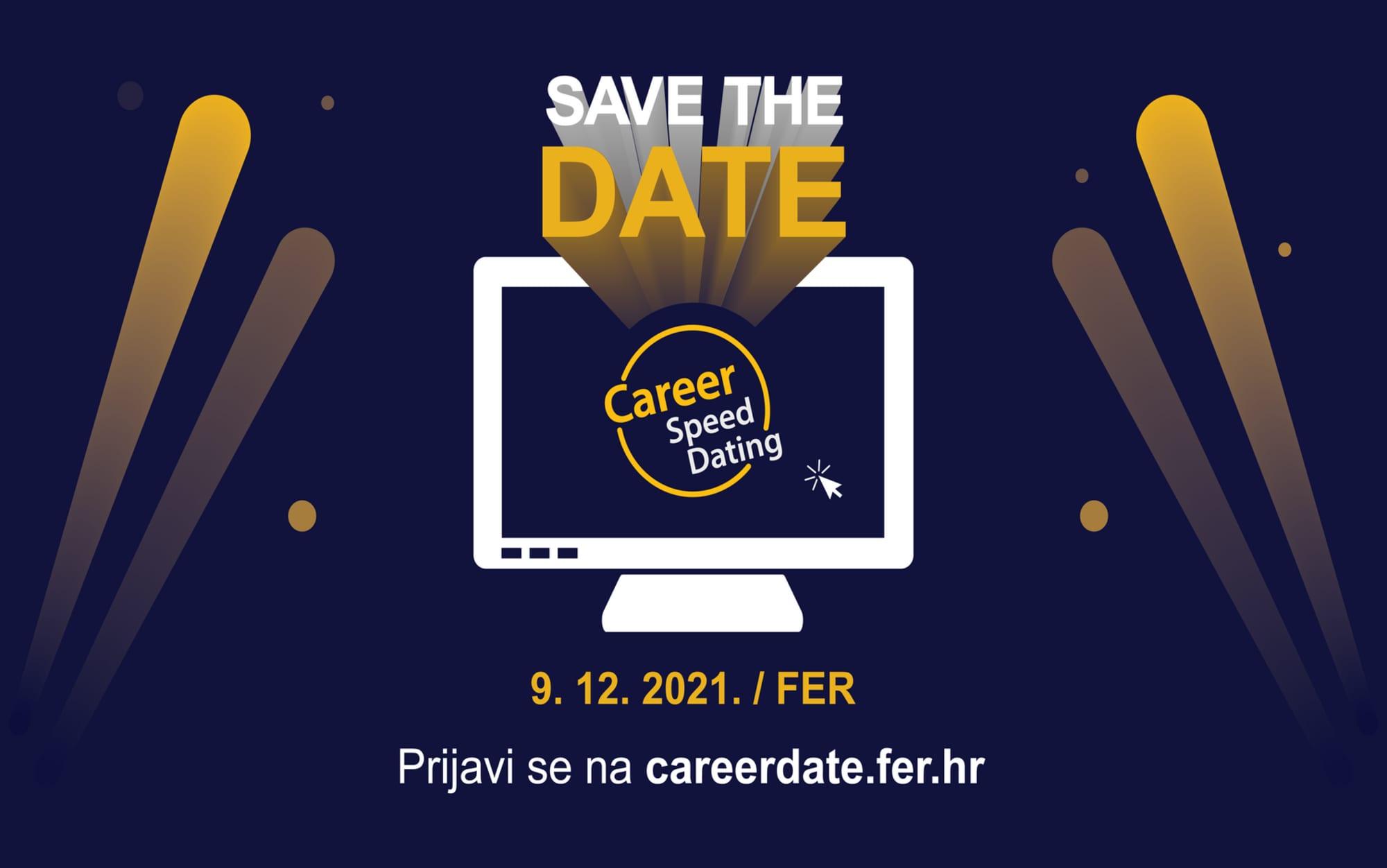 Otvorenje prijava poduzeća za Career Speed Dating 2021.