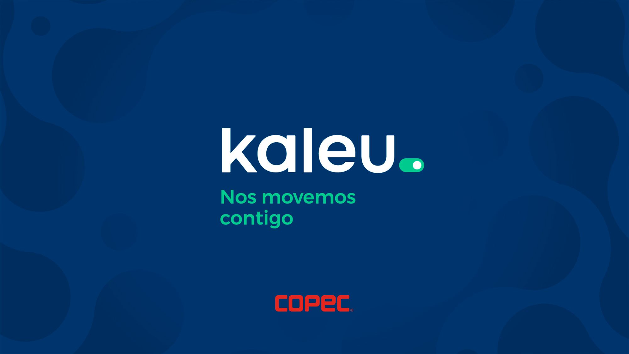 Kaleu, nos movemos contigo