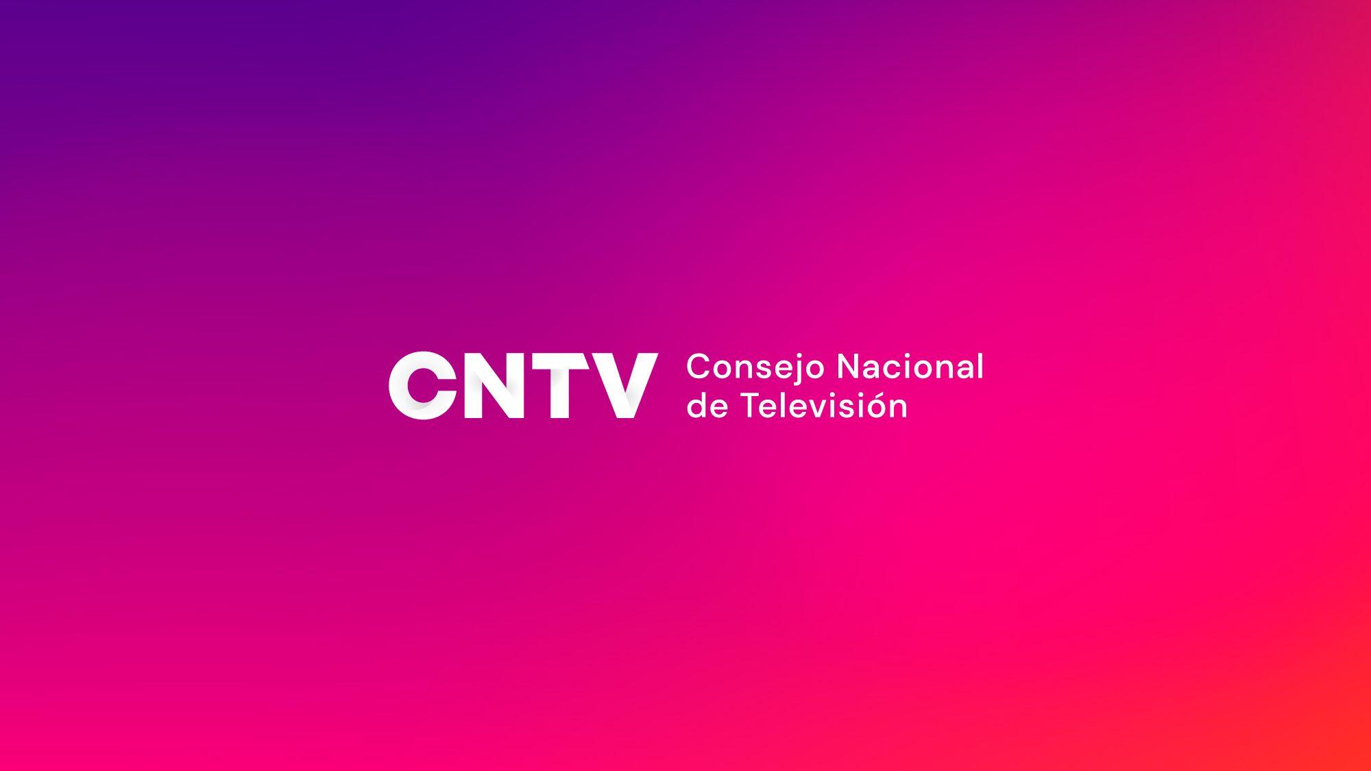 Nueva Identidad Gráfica CNTV