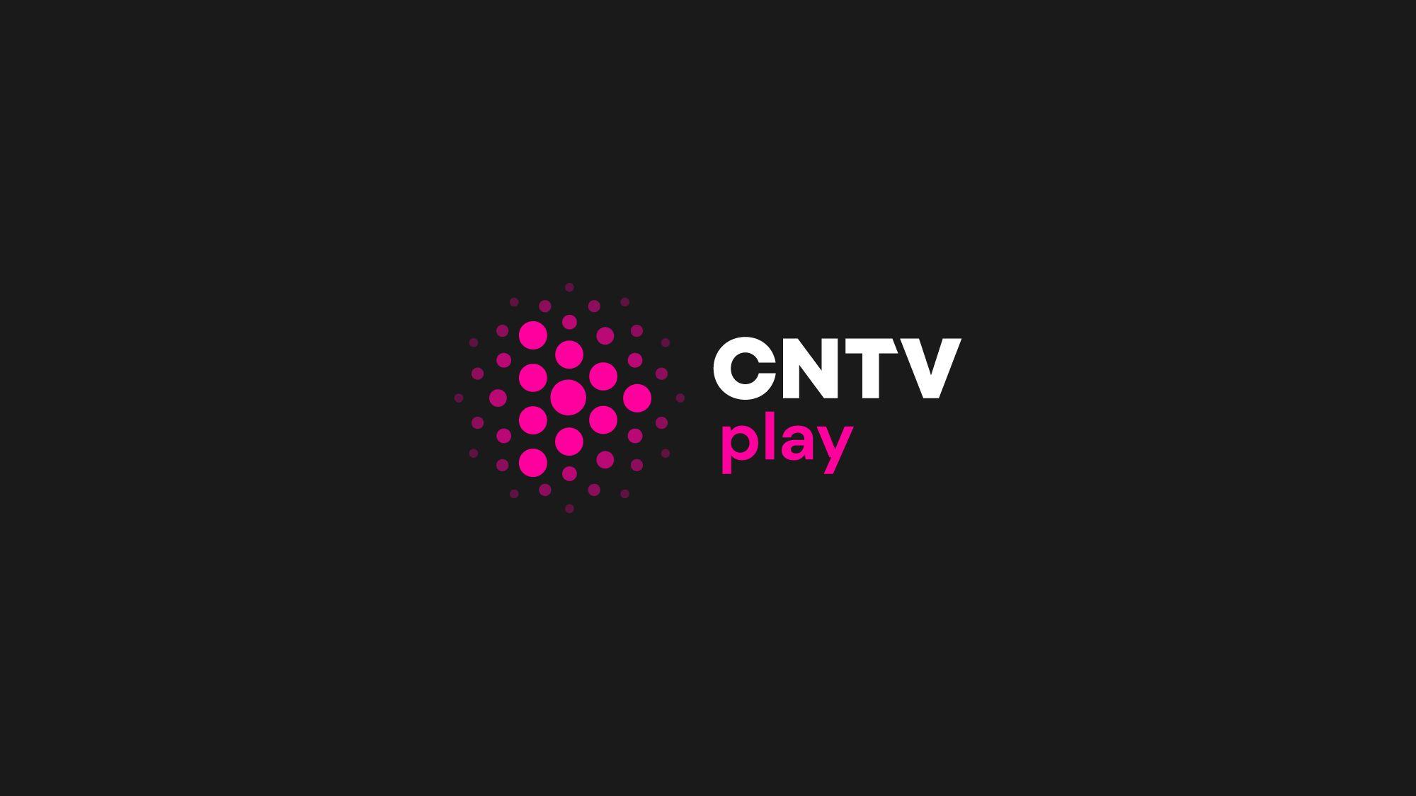CNTV PLAY: Identidad para plataforma en línea