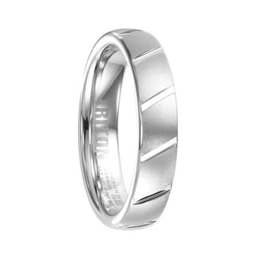 Triton Ring 5mm CF WHT TC DOMED BD