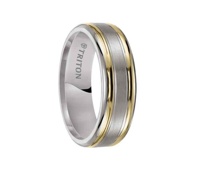 Triton Wedding Band Titanium 7mm