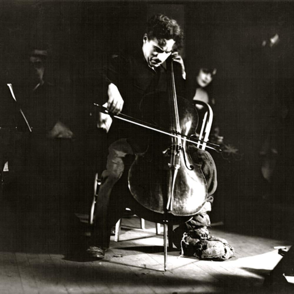 Le violoncelle fait son cinéma