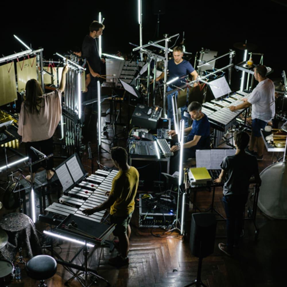 """""""Drumming"""" de Steve Reich"""