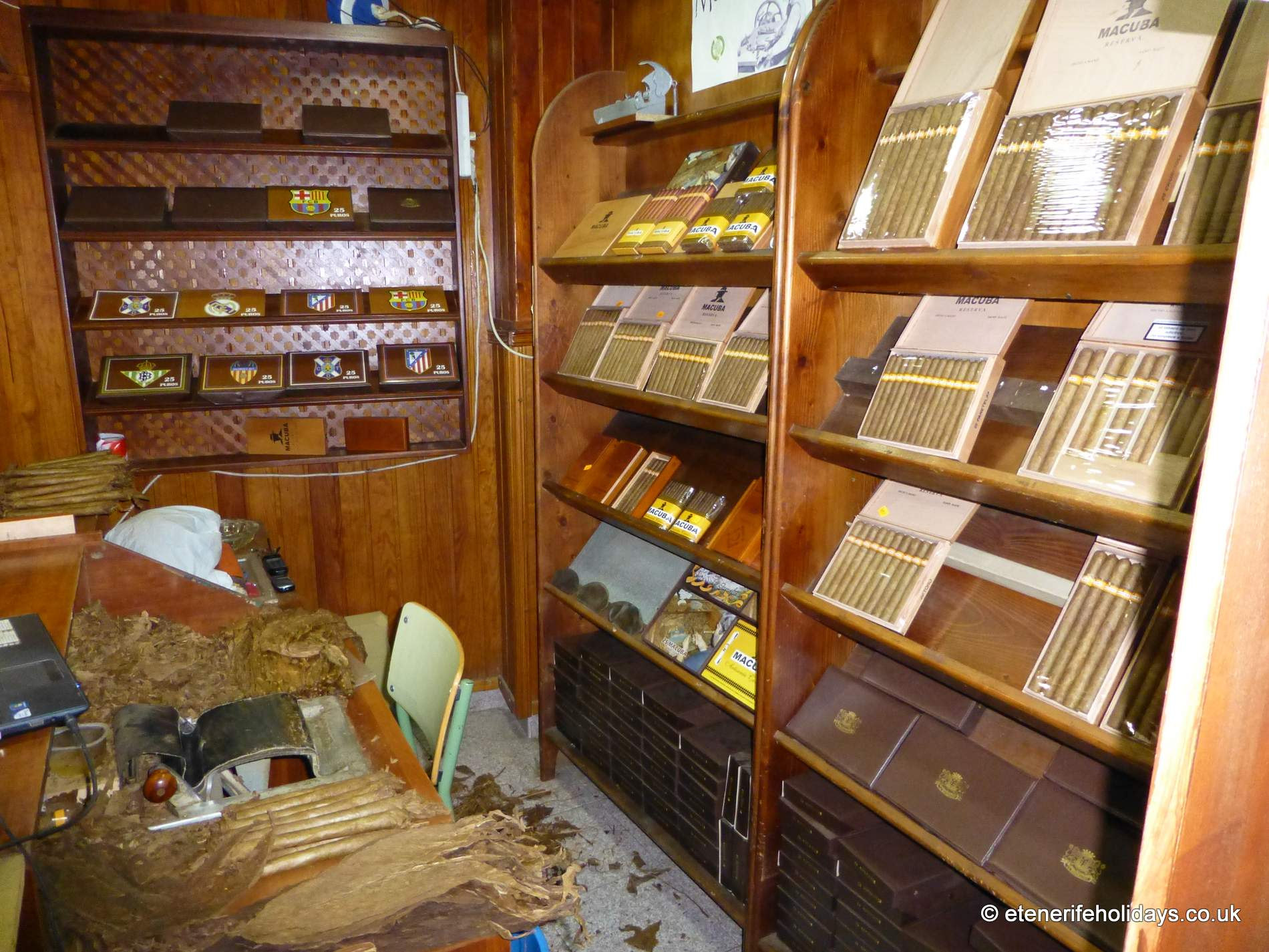 Tenerife Cigars and its History