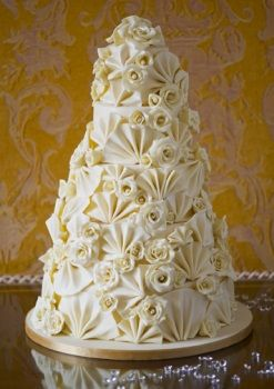 Tenerife's Wedding Cakes