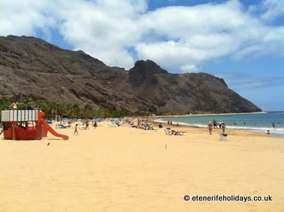 Tenerife's Best Beaches?