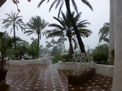 Tenerife Severe Weather Alert Ends