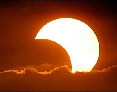 Solar Eclipse on Tenerife November 2013