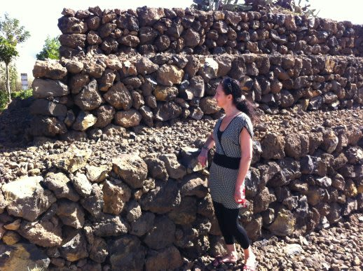 A Visit to the Pyramids of Guimar