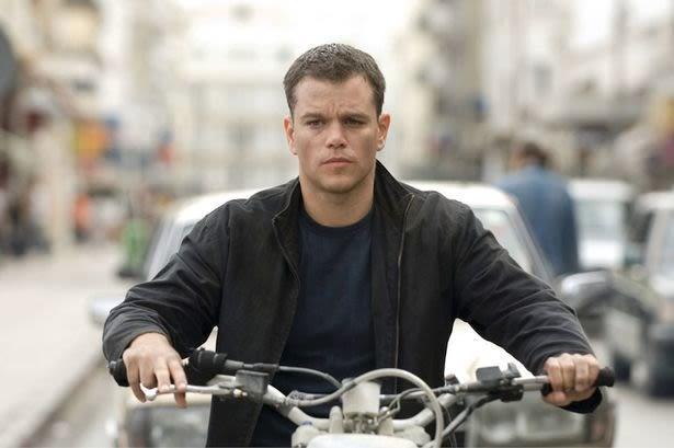 Matt Damon Comes to Tenerife for Bourne 5 Filming