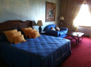 Hotel Villa Cortes Luxury Bedroom