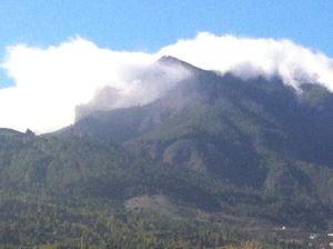 Guimar Mountains