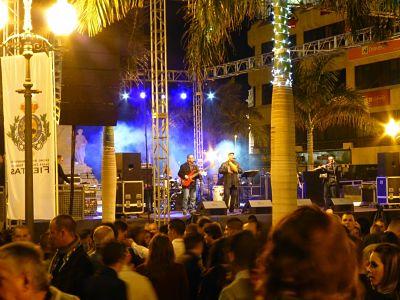 New Years Eve Santa Cruz de Tenerife