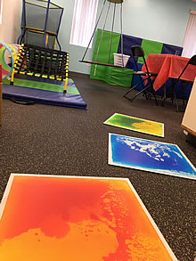 sensory solutions equipment