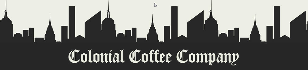 Interview with Gary Contes of Colonial Coffee