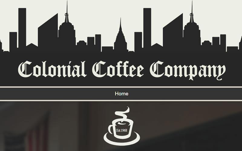 Colonial Coffee Logo