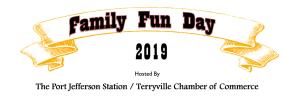 Family Fun Day 2019 banner