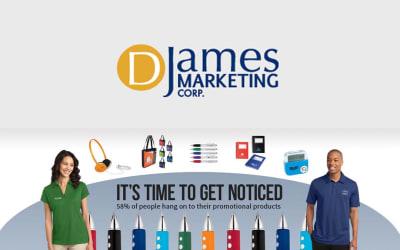 D James Marketing