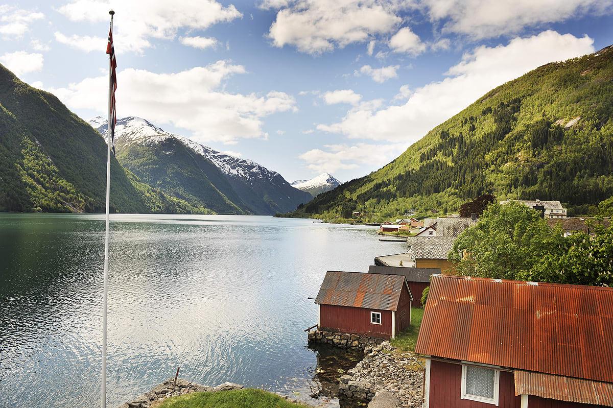 Fjærlandsfjorden