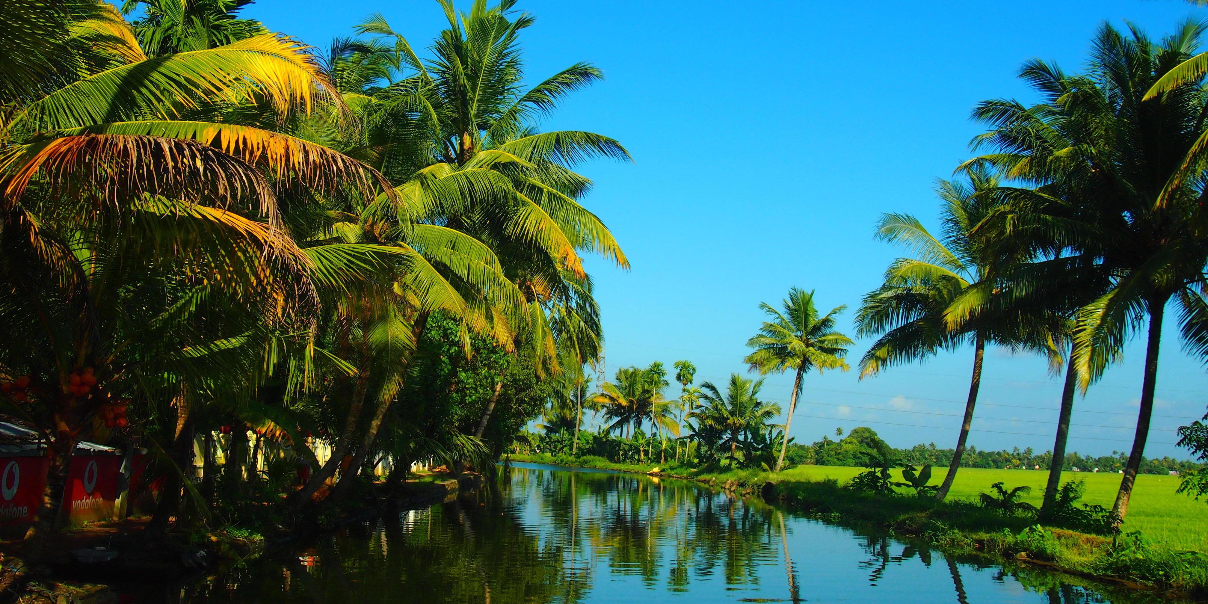 India Backwater