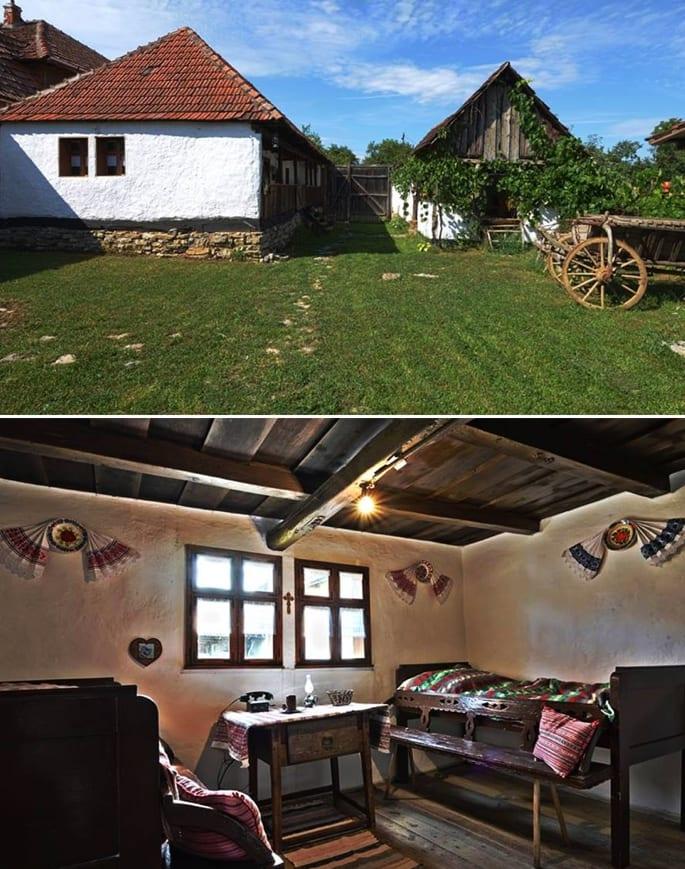 Casa Tara Restoring Heritage Romania