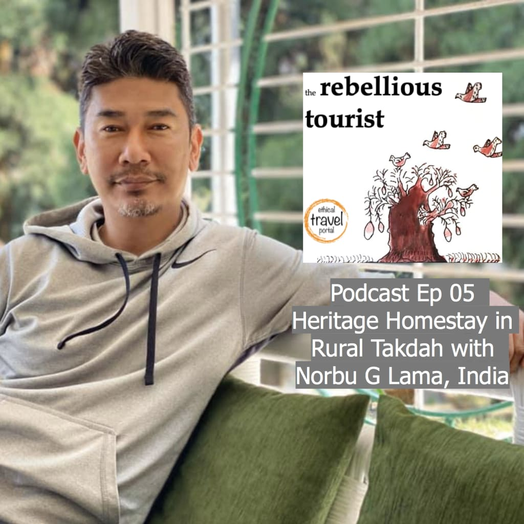 Podcast Norbu Lama