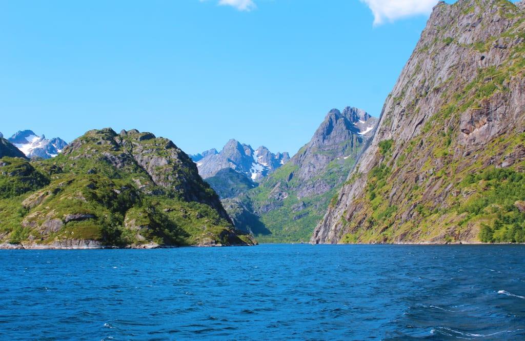Trollfjord Lofoten