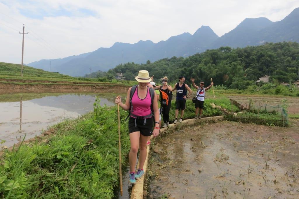 Pu Long Vietnam - trekking