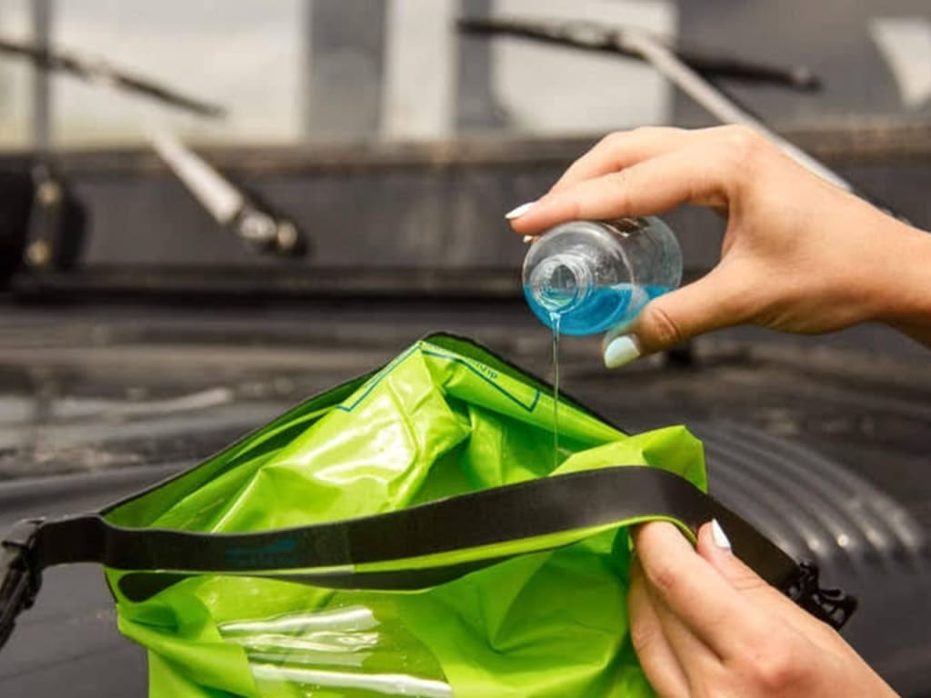 water ethical Overlanding top tips