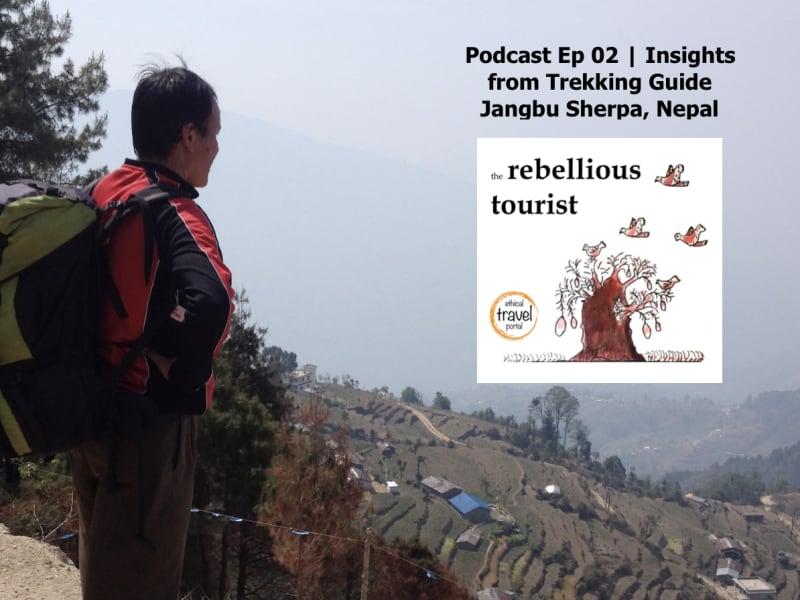 Podcast 02 Jangbu Sherpa Nepal
