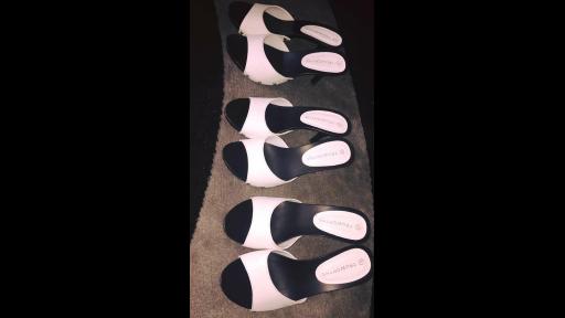 Amani Collection Truworths shoes for Habesha Kemis