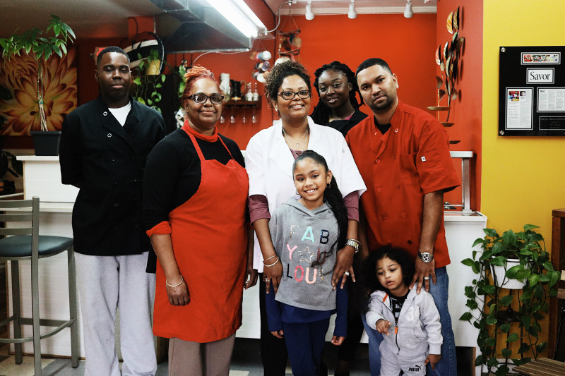 Calypso Mama Caribbean Cafe