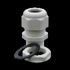 PAKKNIPPEL M40 IP68 M/MUTTER
