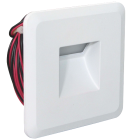 ETLED SQUARE 1,2W 2700K HVIT