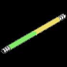 LASK GUL/GRØNN TIL 16mm2 40CM
