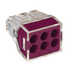 INNSTIKK WAGO 6X0,75-2,5MM