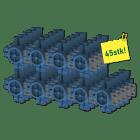 VEGGBOKS UNIVERSAL 6-LØP BULK 45PK