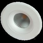 ETLED 360 8,6W DTW MATT HVIT IP44